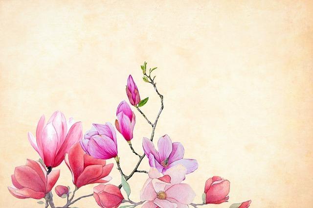 oeuvre d'art florale