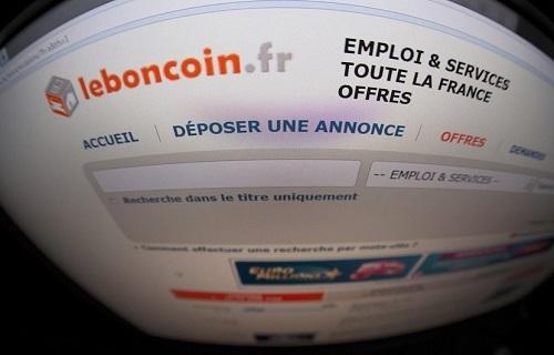site emploi leboncoin