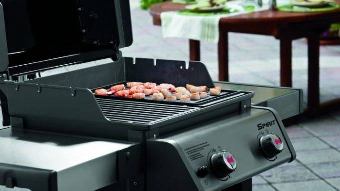 Barbecue weber