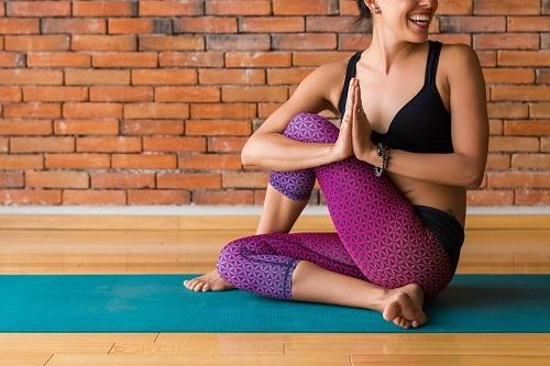faire yoga souple