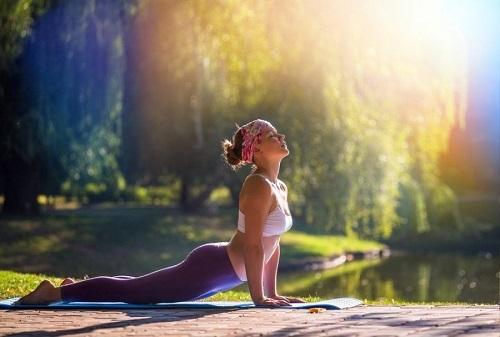 faire yoga zen