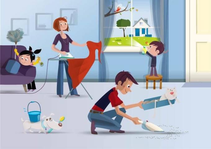Se simplifier le ménage