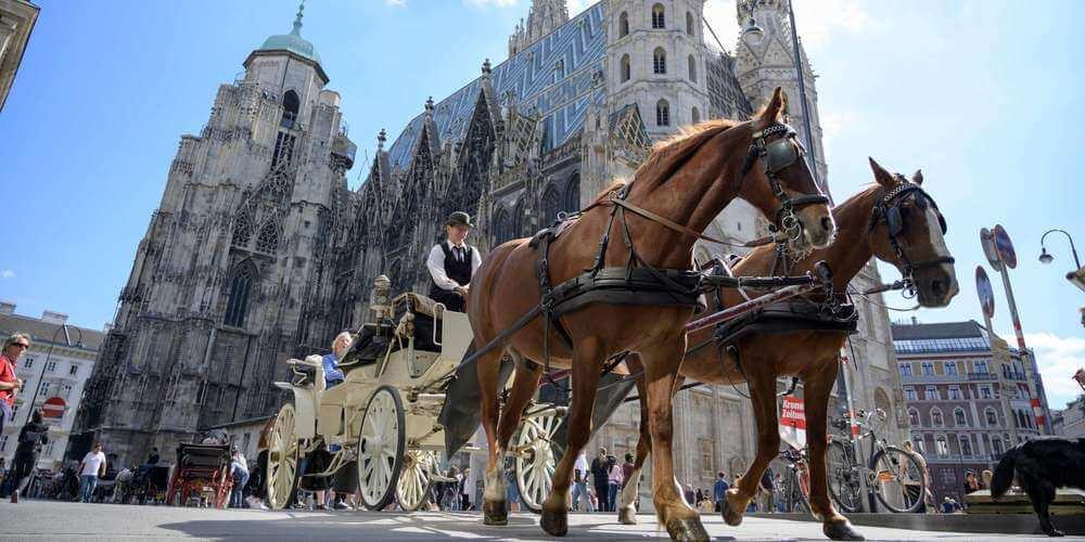 Vienne, la ville la plus sûre en 2019